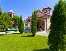 The village of Trubarevo